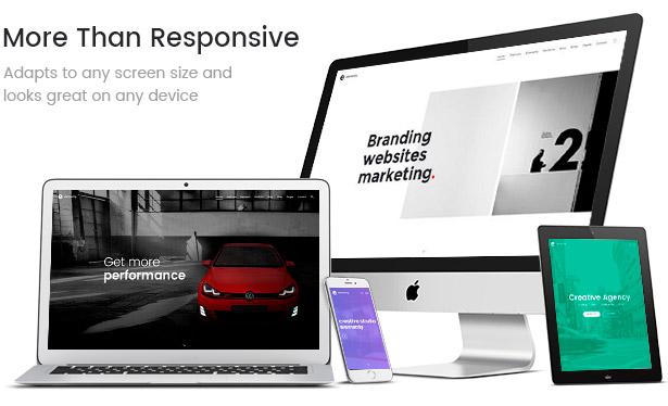 Elementy - Multipurpose One & Multi Page WordPress Theme - 6