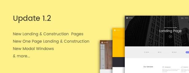 Elementy - Multipurpose One & Multi Page Template - 10
