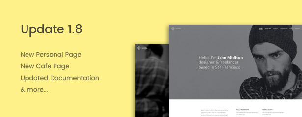 Haswell - Multipurpose One & Multi Page Template - 3