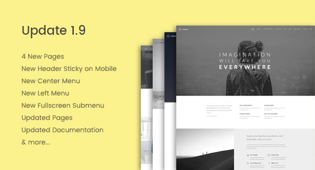 Haswell - Multipurpose One & Multi Page Template - 2